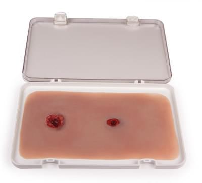 NW104 - Střelné zranění paže s funkcí krvácení