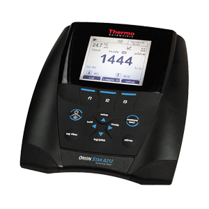 Orion Star™ A212 Conductivity Benchtop Meter