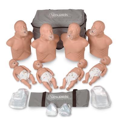 PP02151 - Sada resuscitačních figurín SANI