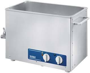 RK1028H - Ultrasound bath RK 1028 H