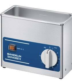 RK31H - Ultrasound bath RK 31 H