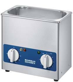 RK100H - Ultrasound bath RK 100 H