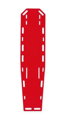 Rock Pin - red