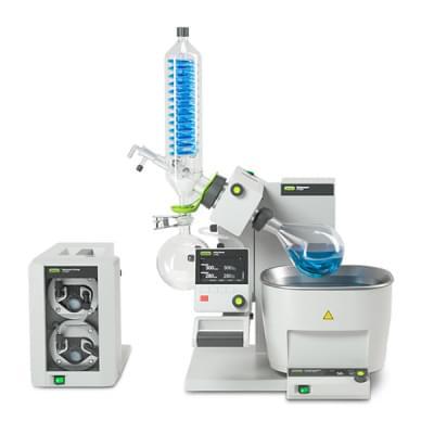 Rotační vakuová odparka Büchi Rotavapor R-300 System - B-305, SJ29/32, V, P+G, I-300, V-300, 230V