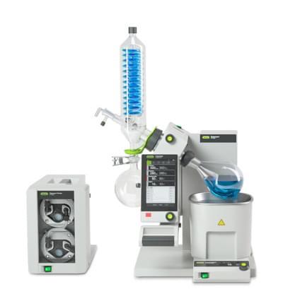 Rotační vakuová odparka Büchi Rotavapor R-300 System - B-301, SJ29/32, V, P+G, I-300P, V-300, 230V