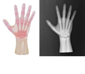 41926-030 - Right Hand (Transparent)