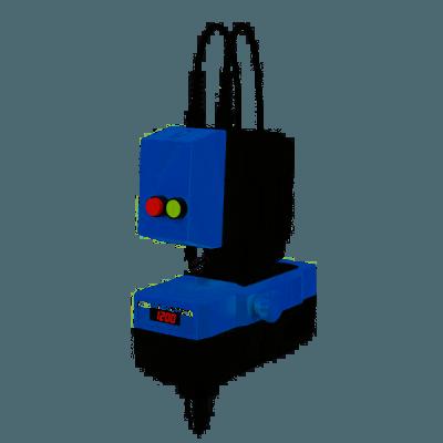 RW 47 digital - Overhead stirrer