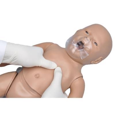 S101 - The Susie and Simon Newborn CPR and Trauma Care Simulator