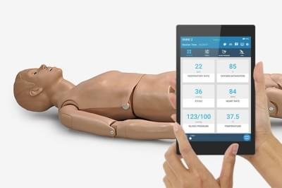 S205.250.PK - Simple Simon® Patient Care Simulator with OMNI® 2