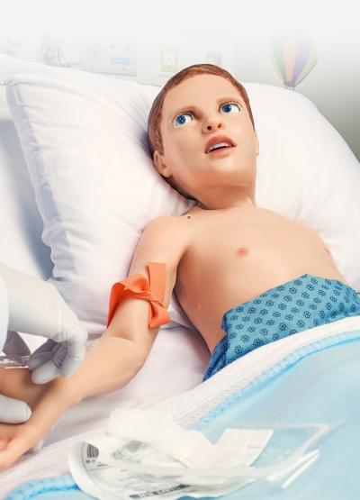 S2225 - Pediatric HAL Patient Simulator