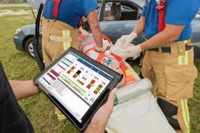 S3040.50 - Trauma HAL - pacientský simulátor pre nácvik pohotovostnej starostlivosti