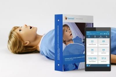 S901 - SUSIE® S901 Nursing Patient Simulator with OMNI® 2 and SLE Educational Package