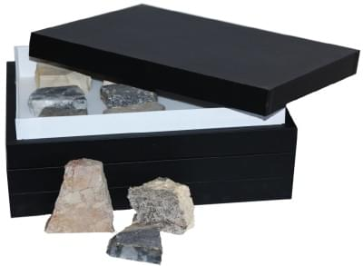 Collection of Rocks - (2 boxes)