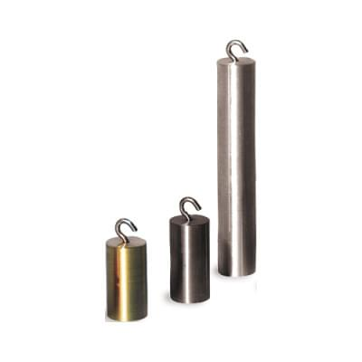 Set of 3 Cylinders, Equal in Mass