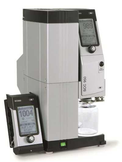 SCC 950 - Vacuum pump system