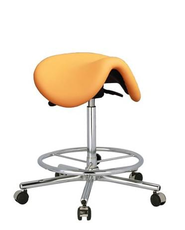 Swivel chair CLINE - V023CABK