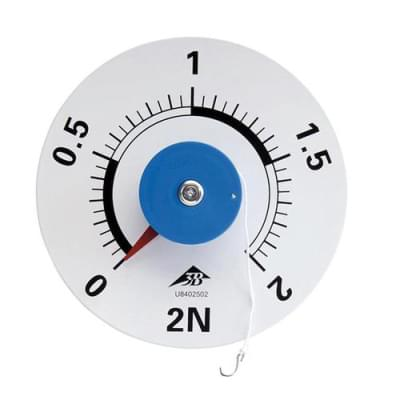 Dynamometer with Round Dial 2N