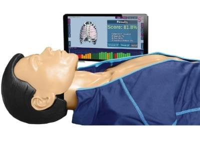 SMS SM201 - SmartMan BLS CPR Pro