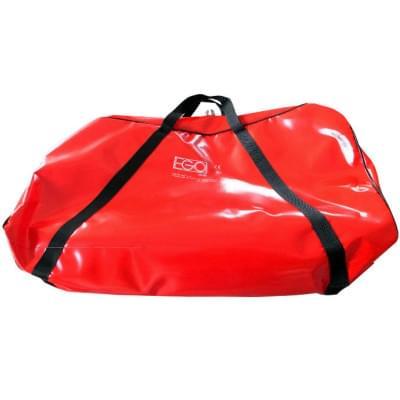 Set of splints with carry bag