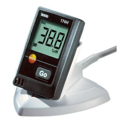 Testo 174H sada - záznamník teploty a vlhkosti, rozhraní USB