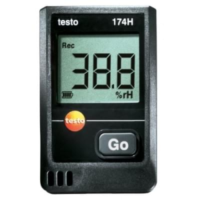 Testo 174H - záznamník teploty a vlhkosti