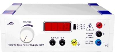 U8557480-230 - High-Voltage Power Supply 10 kV (230 V, 50/60 Hz)