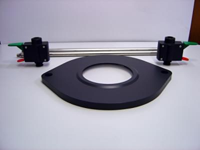 Upínací zařízení comfort pro analytická síta Ø 305 mm