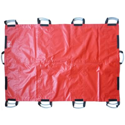 VP-40 Transport stretcher sheet for bariatric patients