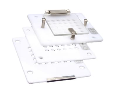 Replaceable plates for 30 pcs capsules