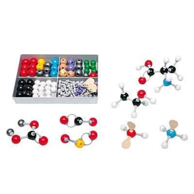 Organic / Inorganic Molecule Set S